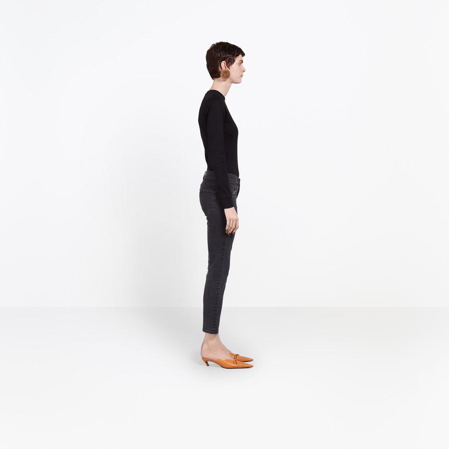 BALENCIAGA Shrunk Jeans Denim Woman i
