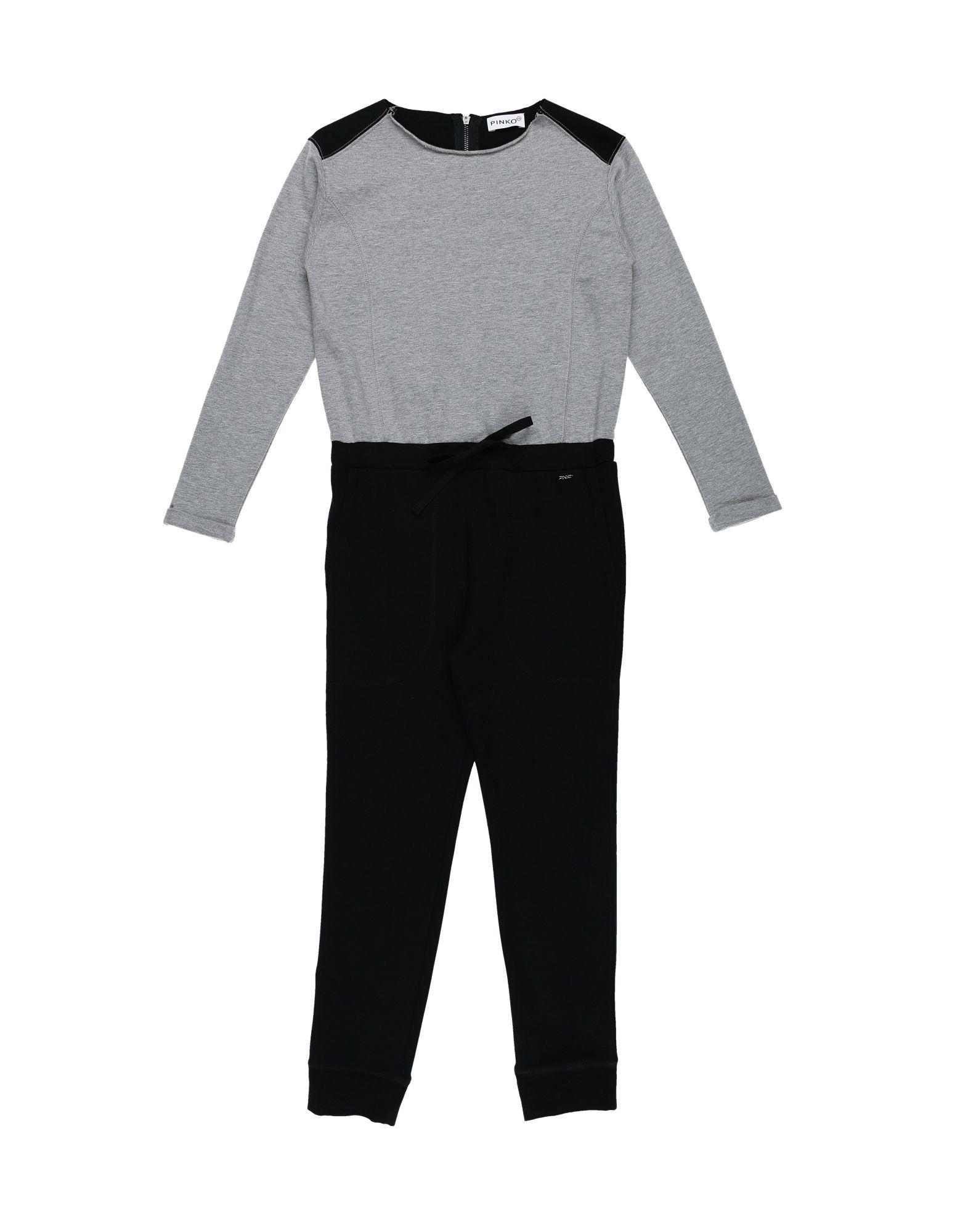 PINKO UP パンツジャンプスーツ グレー