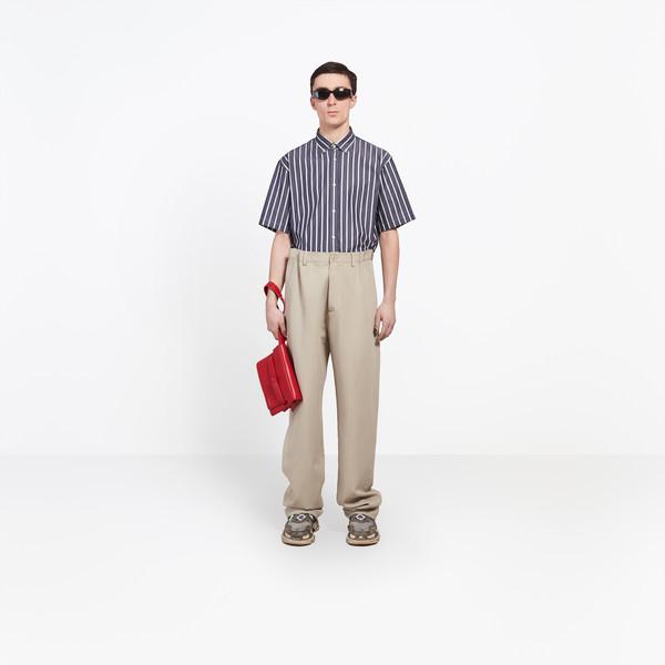 Elastic Chino Pants