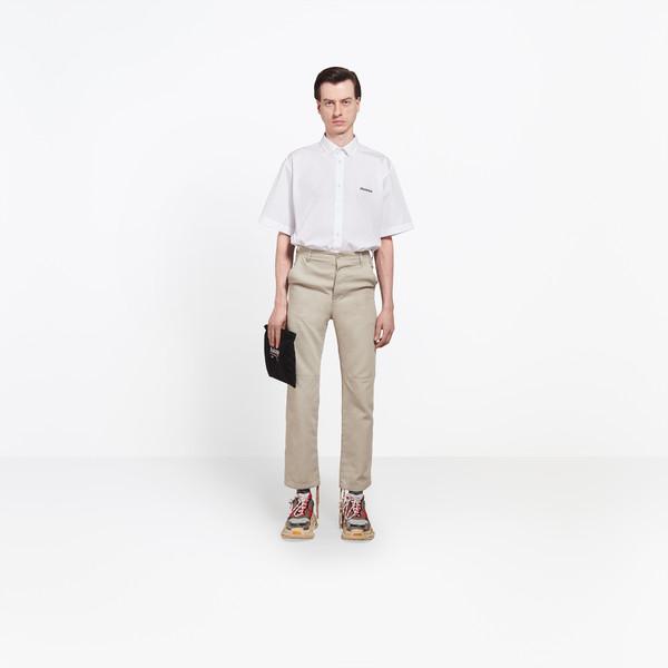 Utility Slim Leg Pants