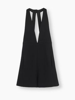 Pinafore shorts