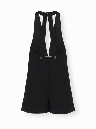 Pinafore shorts