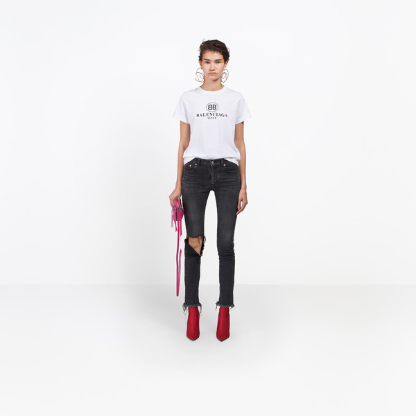Jean Distressed Skinny