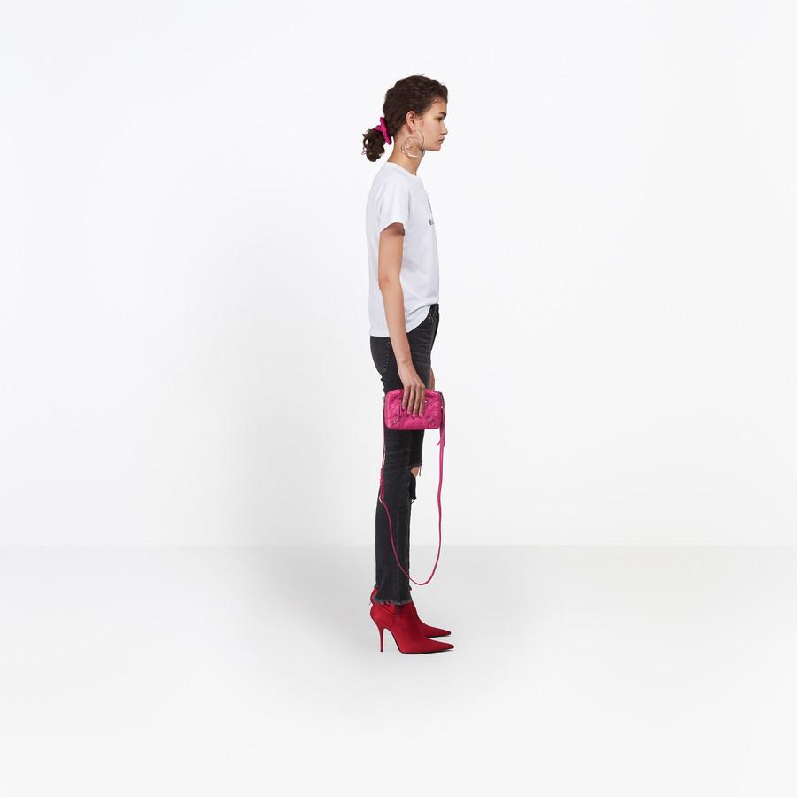 BALENCIAGA Distressed Skinny Jeans  Denim D i