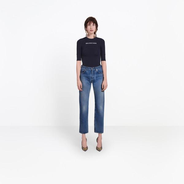 BALENCIAGA Denim D Jeans standard   g