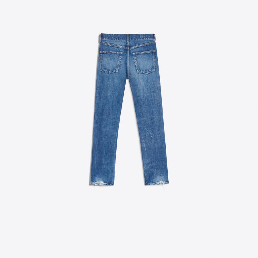 BALENCIAGA Jeans standard   Denim D d