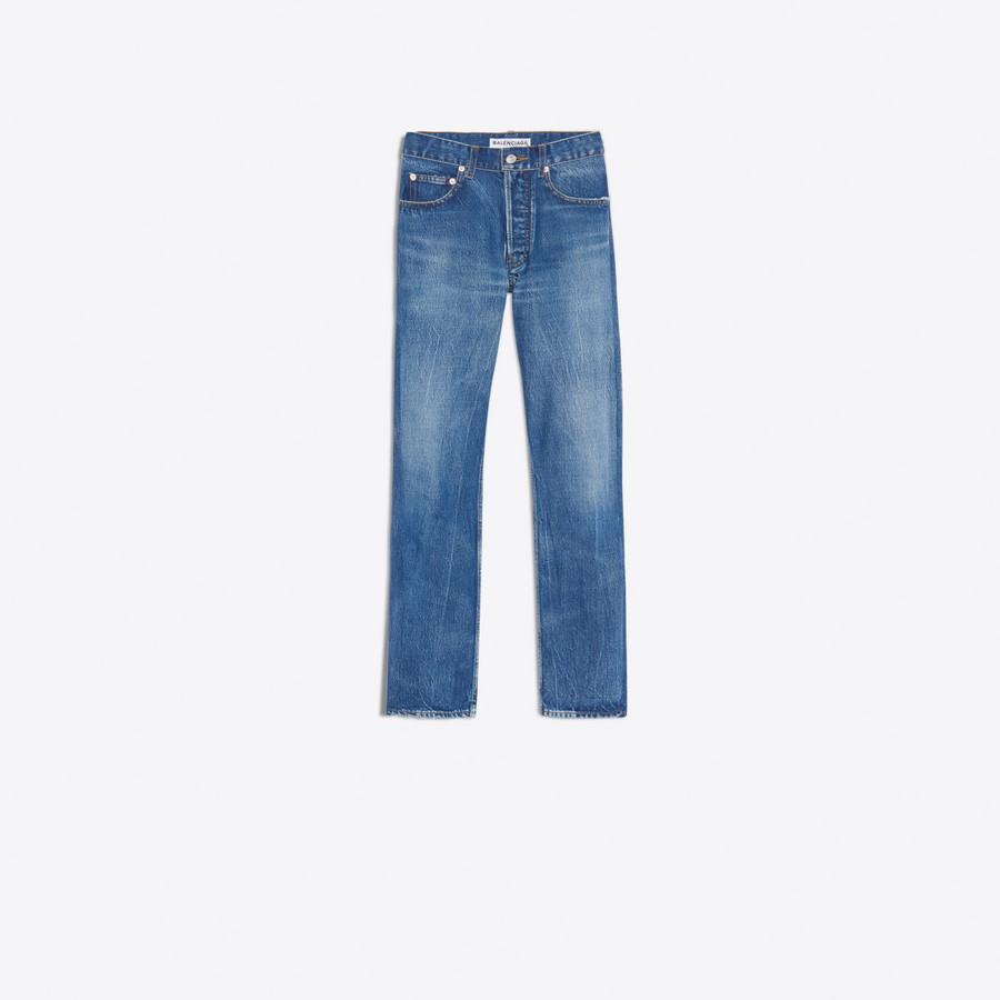 BALENCIAGA Jeans standard   Denim D f
