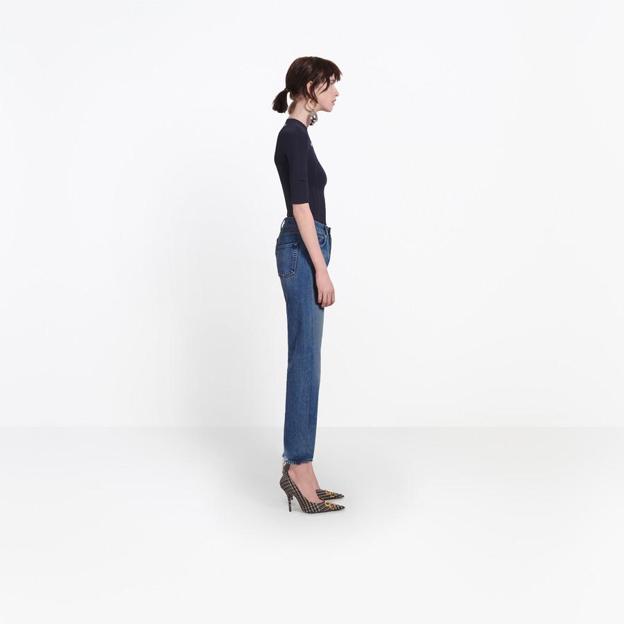 BALENCIAGA Jeans standard   Denim D i