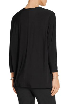 THE ROW Sandile stretch-jersey top