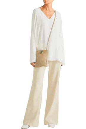 THE ROW Wilden twill top