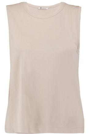 T by ALEXANDER WANG Layered jersey top