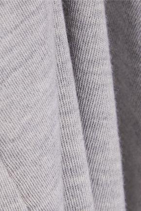 MICHAEL KORS COLLECTION Mélange cashmere tank