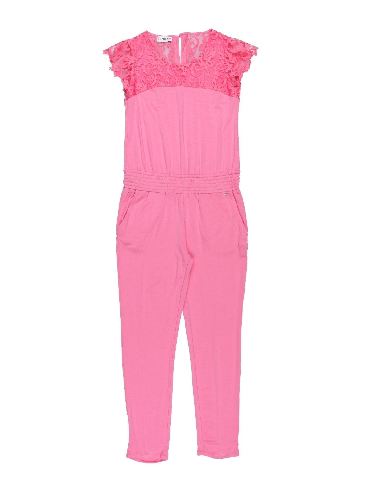 PINKO UP パンツジャンプスーツ ピンク