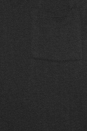 T by ALEXANDER WANG Stretch-jersey T-shirt