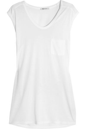 T by ALEXANDER WANG Muscle jersey T-shirt