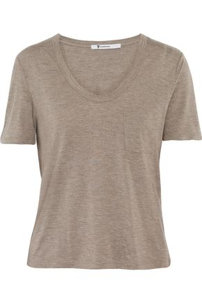 T by ALEXANDER WANG Jersey T-shirt