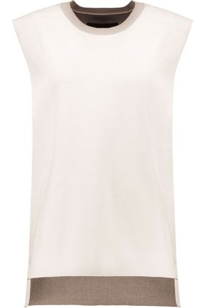 BY MALENE BIRGER Tabitho cotton-blend top