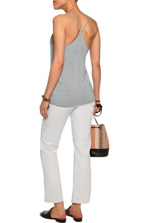 SPLENDID Stretch-jersey tank