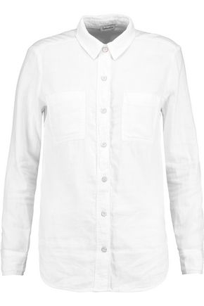 SPLENDID Cotton-voile shirt