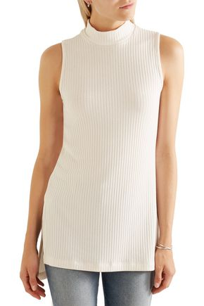 SPLENDID Sylvie ribbed-knit tank