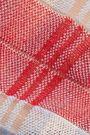STELLA McCARTNEY Checked woven cotton top