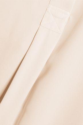 THEORY Orvinio Classic silk-crepe top