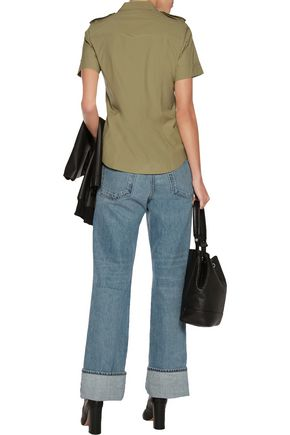MARC BY MARC JACOBS Cotton-blend shirt