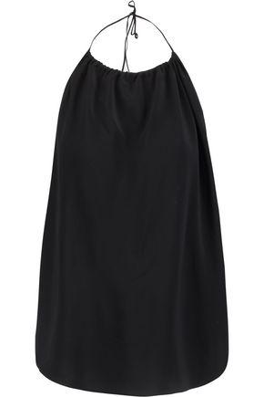 RAG & BONE Samantha silk-crepe halterneck camisole