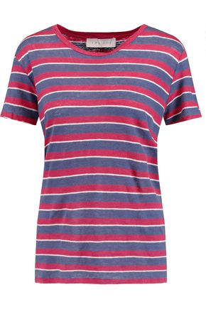 IRO Sooka striped linen-jersey T-shirt
