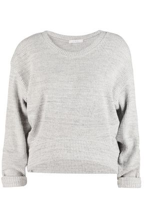 IRO Ciara ribbed cotton-blend sweater