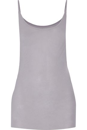 ENZA COSTA Pima cotton-jersey tank