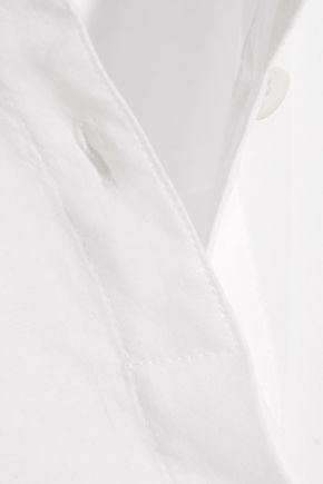 HELMUT LANG Cotton-poplin shirt