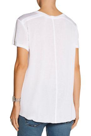HELMUT LANG Mirco Modal-blend jersey T-shirt