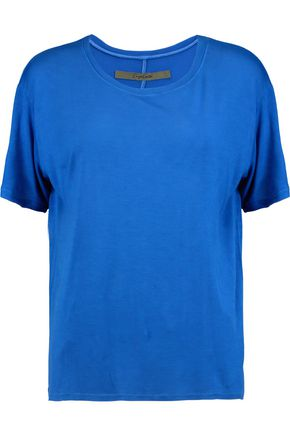 ENZA COSTA Boy stretch-jersey T-shirt