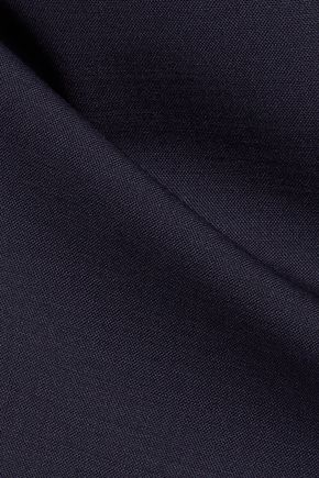 THEORY Shell stretch-wool top