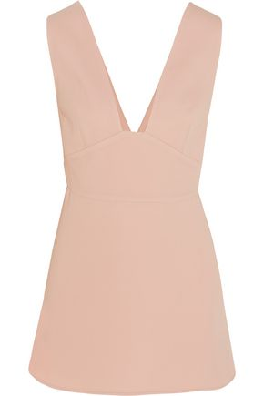STELLA McCARTNEY Amanda stretch-cady top