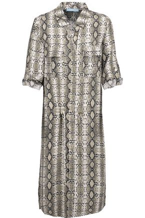 MELISSA ODABASH Paige belted jersey dress