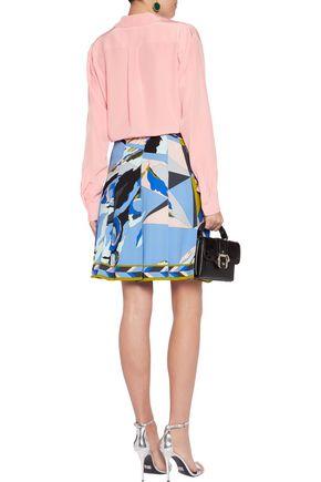 EMILIO PUCCI Silk crepe de chine blouse
