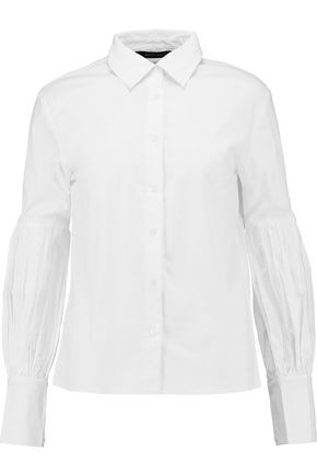W118 by WALTER BAKER Ewan cotton-poplin shirt
