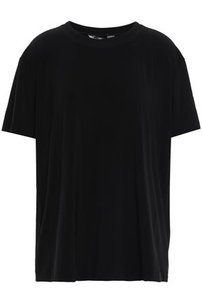 NORMA KAMALI Stretch-jersey T-shirt
