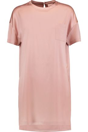 BRUNELLO CUCINELLI Silk-blend top