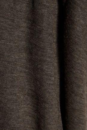 BRUNELLO CUCINELLI Layered wool top