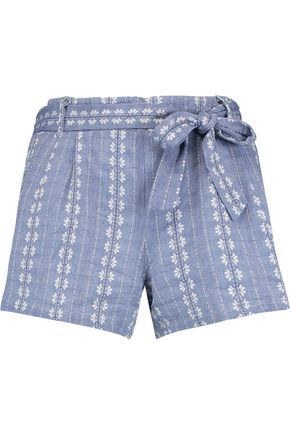 SPLENDID Cotton-jacquard shorts