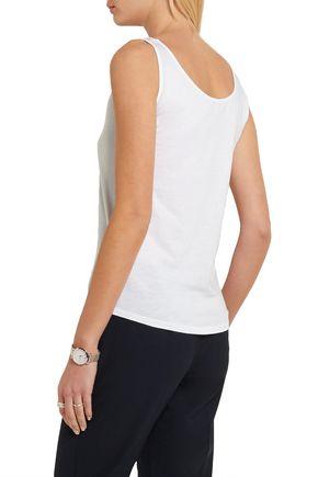 TOTÊME Siena Micro Modal and cashmere-blend tank