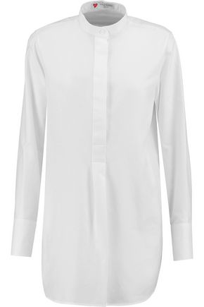 VALENTINO Cotton-poplin shirt