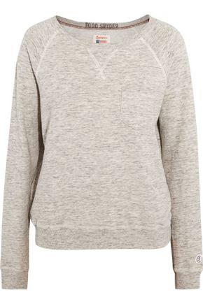TODD SNYDER + CHAMPION Boyfriend cotton sweatshirt