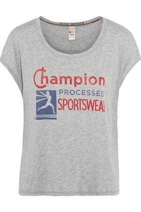 TODD SNYDER + CHAMPION Printed cotton T-shirt