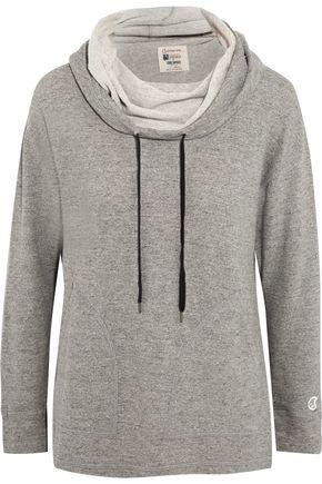 TODD SNYDER + CHAMPION Cotton-blend hooded sweatshirt