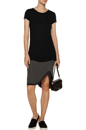 ENZA COSTA Stretch-jersey tunic