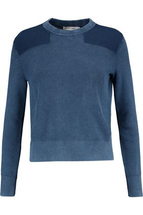 RAG & BONE/JEAN Ribbed cotton sweater